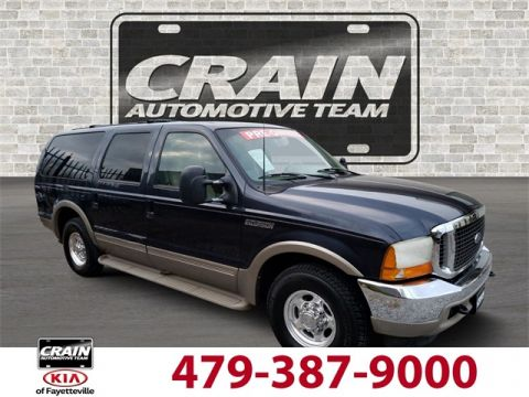 Pre-Owned 2000 Ford Excursion Limited