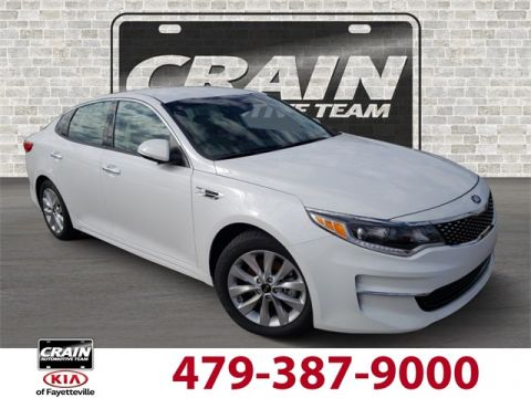 Certified Pre-Owned 2018 Kia Optima EX